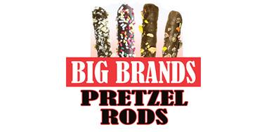 Big Brands Pretzel Rods